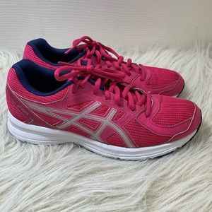 ASICS jolt running tennis shoes athletic sneaker 7